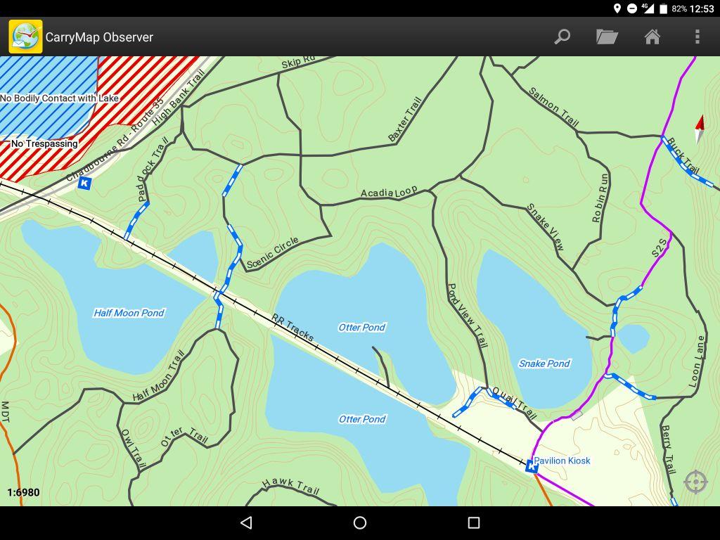 Mobile map for visitors of the Sebago Lake Land Reserve on surry mountain lake map, pittsfield lake map, mexico lake map, bedford lake map, flagstaff lake map, mooselookmeguntic lake map, china lake map, jaffrey lake map, sebasticook lake map, little sebago map, maine map, massachusetts map, lake easton state park campground map, sperry lake map, sebago state park map, diamond valley lake map, point sebago map, lake wallenpaupack map, clarks lake map, gardner lake map,